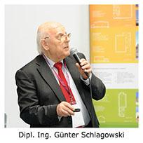 Dipl. Ing. Güntera Schlagowskiego, twórcy Polskiego Instytutu Budownictwa Pasywnego i Energii Odnawialnej
